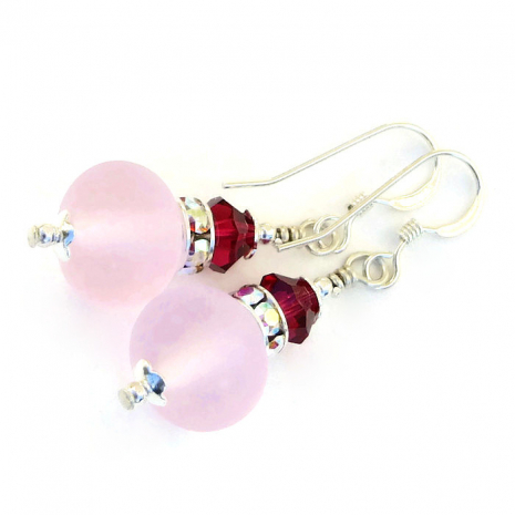 valentines day or mothers day jewelry gift for her