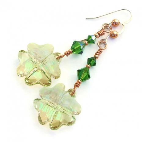 st patricks day jewelry