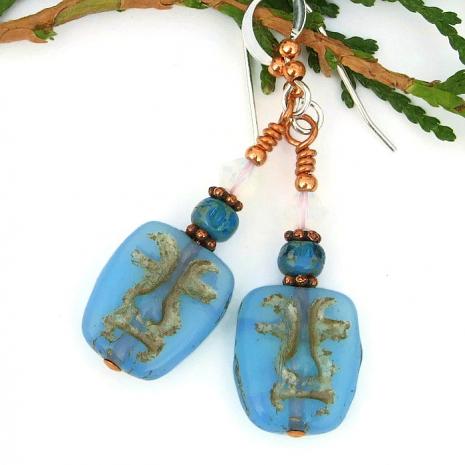 face jewelry with Swarovski crystals