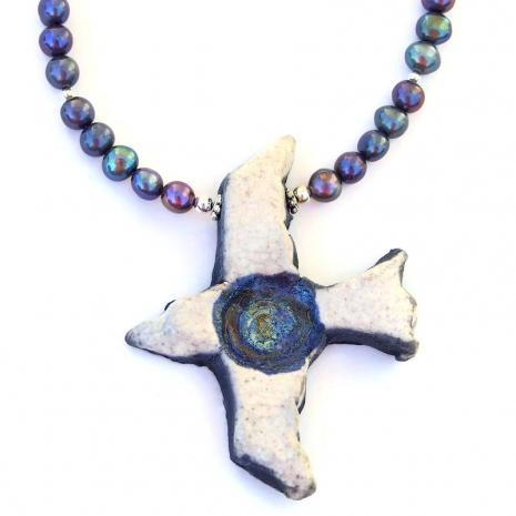 bird lover jewelry peacock pearls