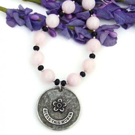 virgin mary and cross jewelry for women
