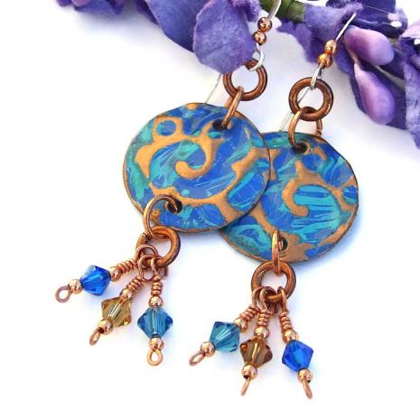 Unique earrings for women