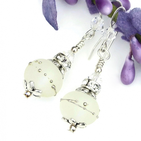 bridesmaid earrings gifts for a wedding