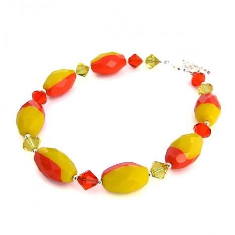 Summer bracelet.