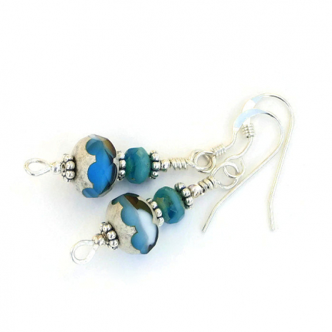 Southwest inspired earrings for women.