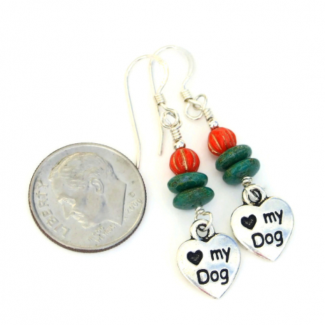 dog jewelry gift for her