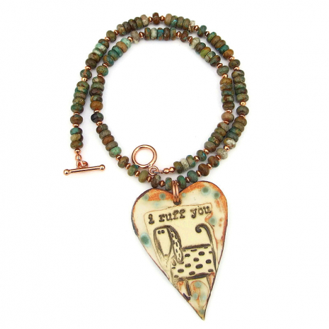 dog lover jewelry gift for women