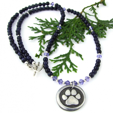 dog rescue jewelry gift for dog lover