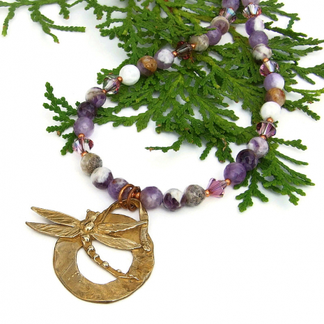 dragonfly follow your dream jewelry