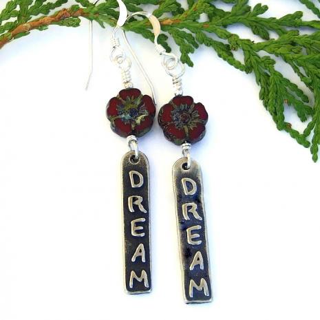 Dream earrings