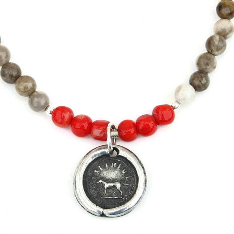 Dog jewelry for women.