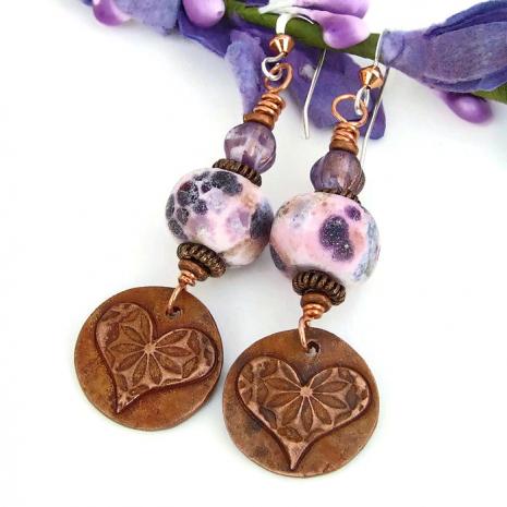 valentines jewelry for women