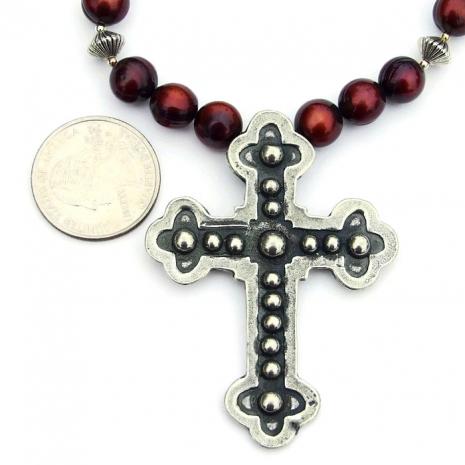 Cross jewelry for women