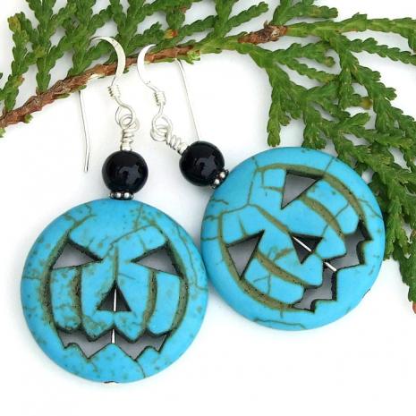 Halloween earrings for women