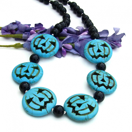 halloween jewelry gift for women