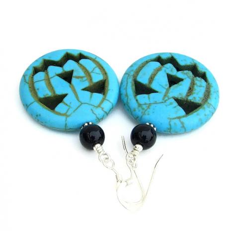 Jack O Lantern jewelry for women