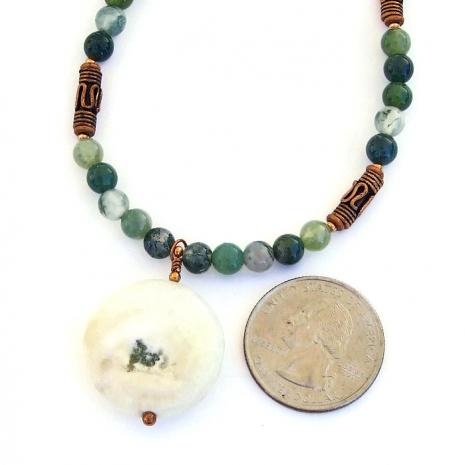 Handmade jewelry for her.