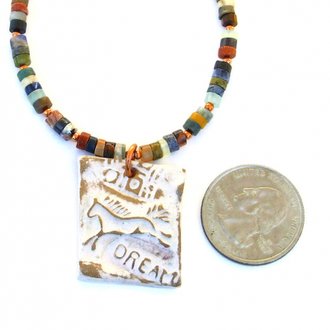 horse jewelry dream gift for her