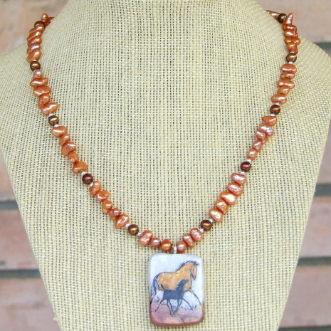 horse lover jewelry for women