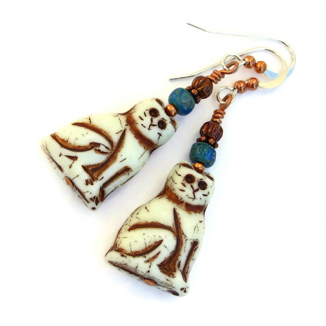 kitty cat jewelry for women