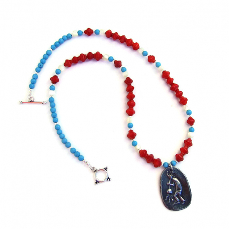 Kokopelli jewelry
