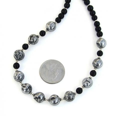 Silva druzy jewelry.