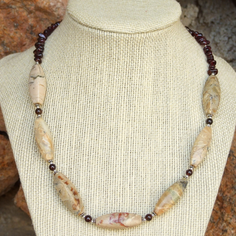 mothers day gemstone jewelry necklace gift for mom