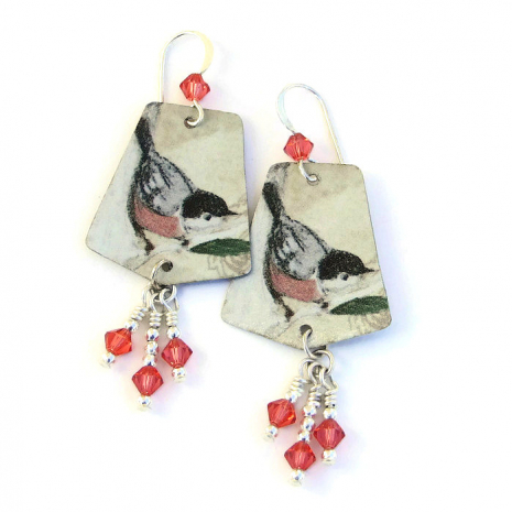 bird jewelry gift idea for women