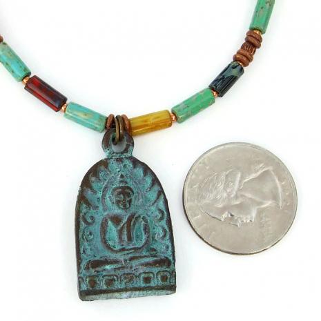 Yoga meditation Shakyamuni Buddha jewelry.