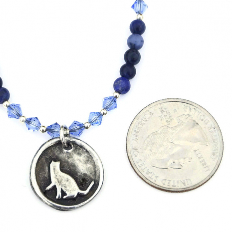 purrfect perfect cat jewelry gift for her