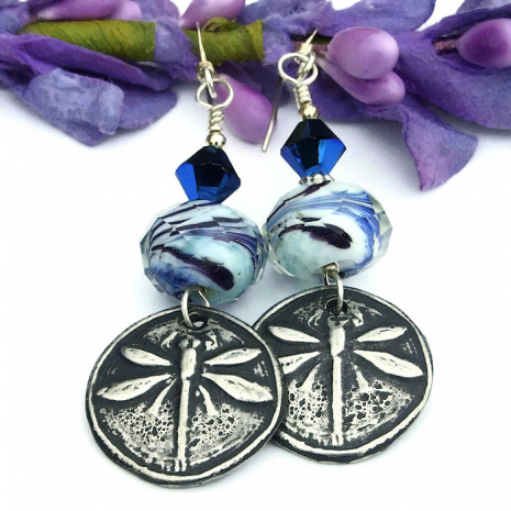 dragonfly jewelry for women