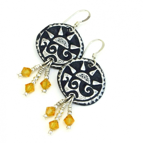 sun and surf jewelry gift for women