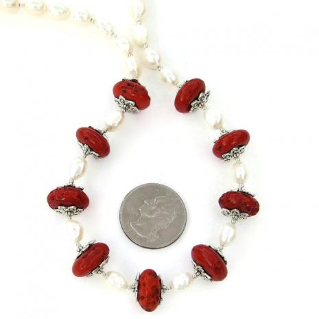unique ethnic sherpa bead jewelry for women