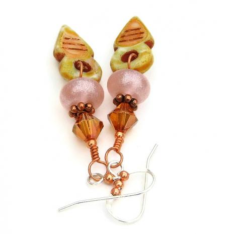 Talhakimt Earrings