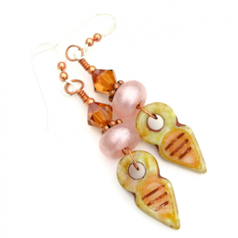 Handmade Talhakimt Earrings
