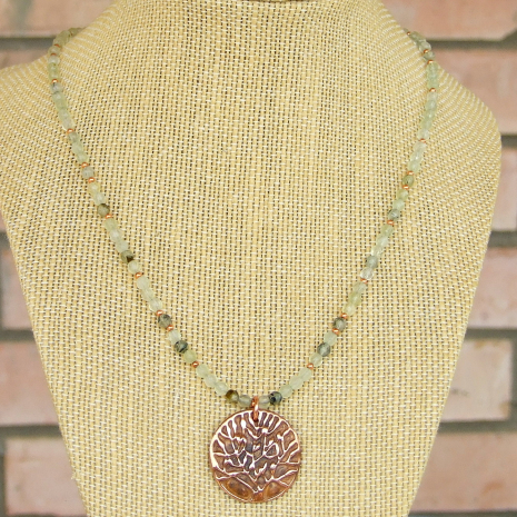 tree of life pendant necklace gift for women