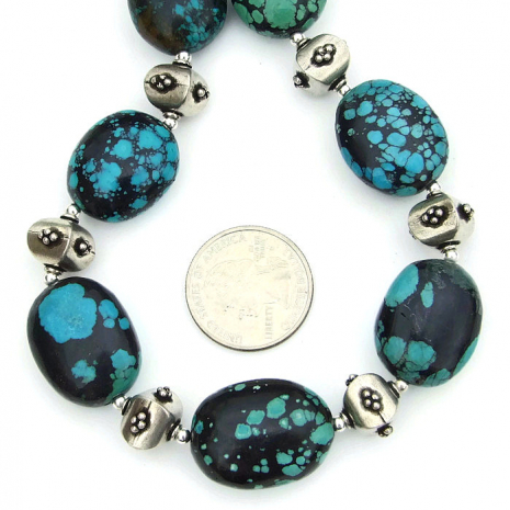 turquoise jewelry gift for women