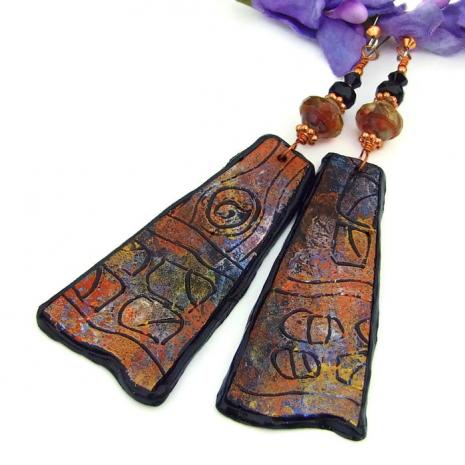 petroglyph inspired jewelry for women
