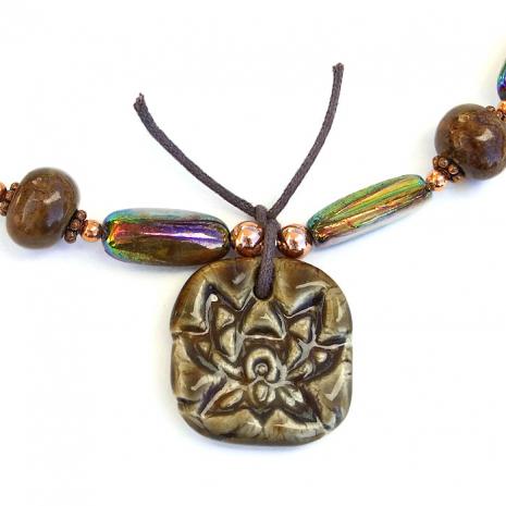 Yoga jewelry for women