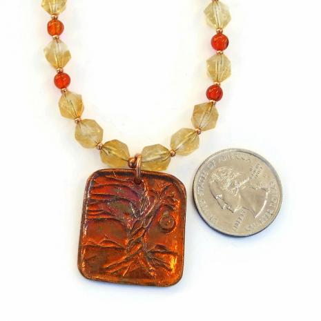 world tree tree of life yggadrasil necklace for women