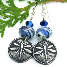 dragonfly earrings for women