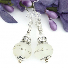 wedding bride earrings