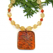 Tree of life jewelry.