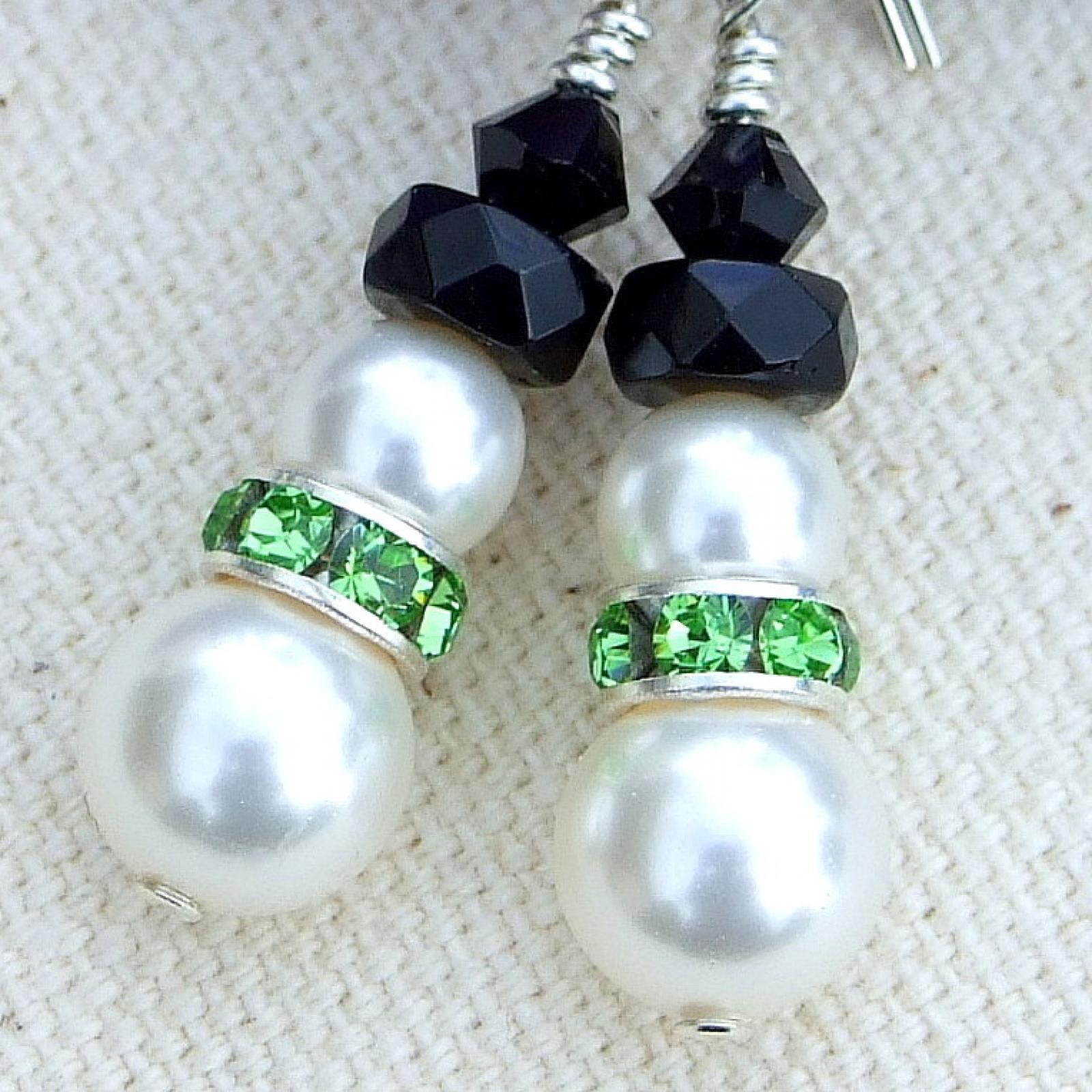 Handmade Snowmen Jewelry For Women