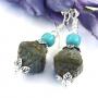 earrings_handmade_blue_moss_green_czech_turquoise_sleeping_beauty_ooak_8cd951e5.jpg